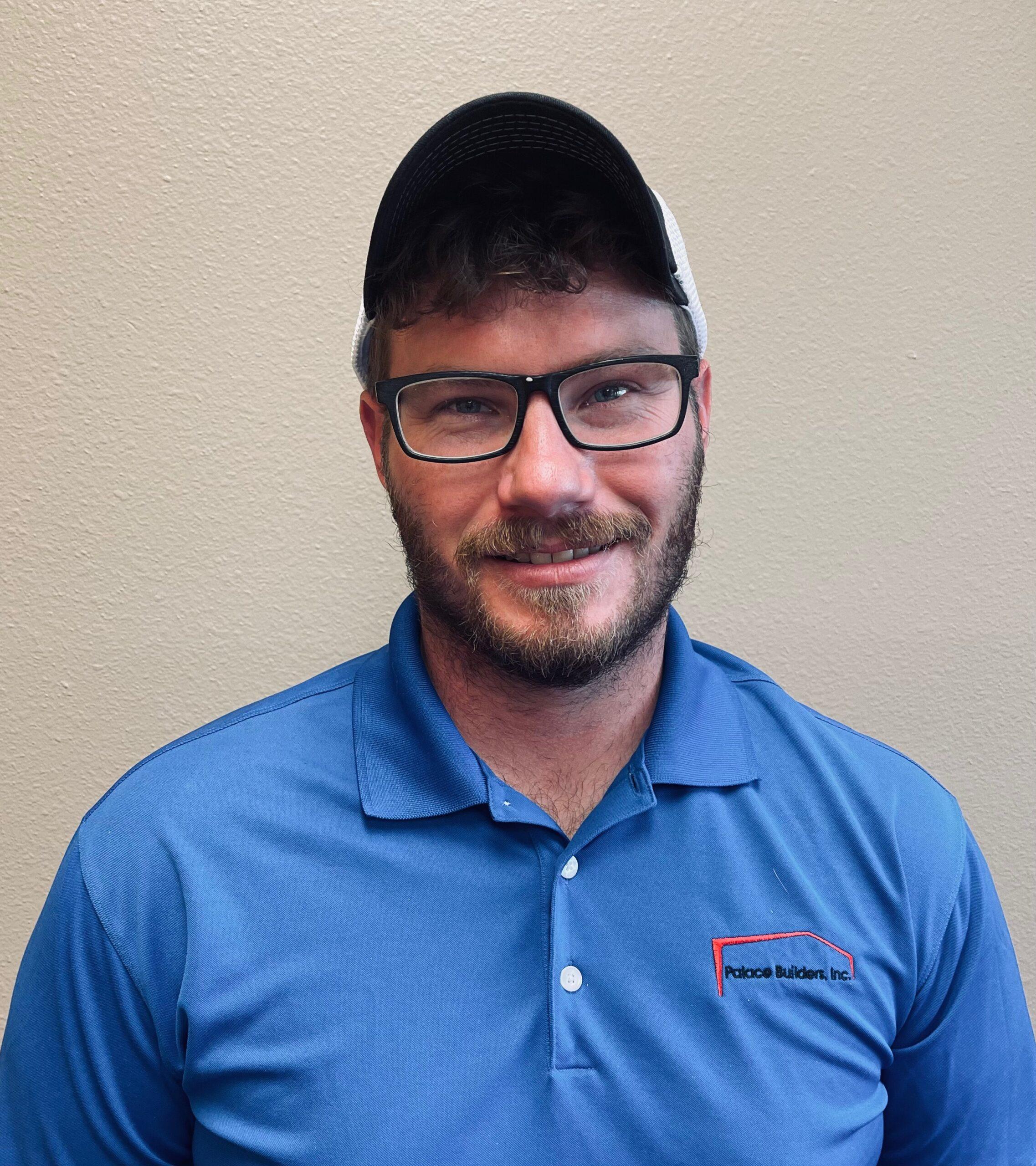 Travis Wagner, Construction Supervisor